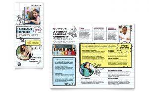 Brosuri publicitare ieftine ILY-STKL-22881