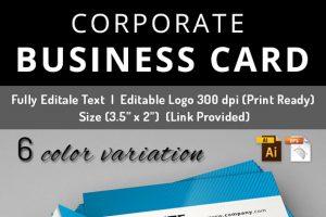 Design carti de vizita ILY-CRM-3420