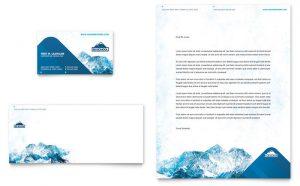 Carti de vizita metalice model ILY-STKL-9705. Grafica carti de vizita model Schi & Snowboard Instructor