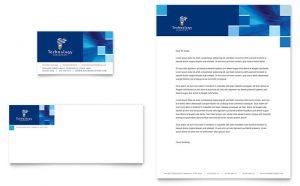 Carti de vizita personalizare online model ILY-STKL-9701. Grafica carti de vizita model Tehnologie Consulting & IT