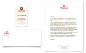 Carti de vizita personalizare online model ILY-STKL-9857. Grafica carti de vizita model Servicii electrice