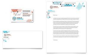 Carti de vizita personalizate model ILY-CRM-9503. Grafica carti de vizita model Inginerie calculator