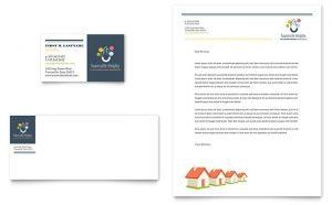 Creatie grafica carti de vizita model ILY-STKL-9543. Grafica carti de vizita model Proprietarii de case de asociere