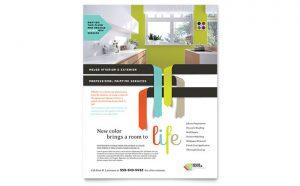 Grafica ieftina flyer ILY-STKL-14750