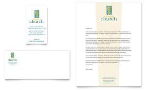 Modele carti de vizita model ILY-STKL-9882. Grafica carti de vizita model Biserica Crestina