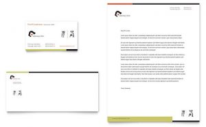 Pret modele carti de vizita model ILY-STKL-9751. Grafica carti de vizita model Clinica veterinara
