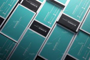 Design carti de vizita ILY-CRM-1855