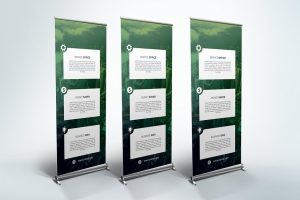 Roll up banner ILY-CRM-8787