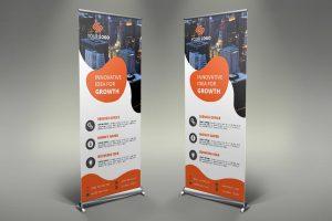 Roll-up banner la pret avantajos ILY-CRM-8934
