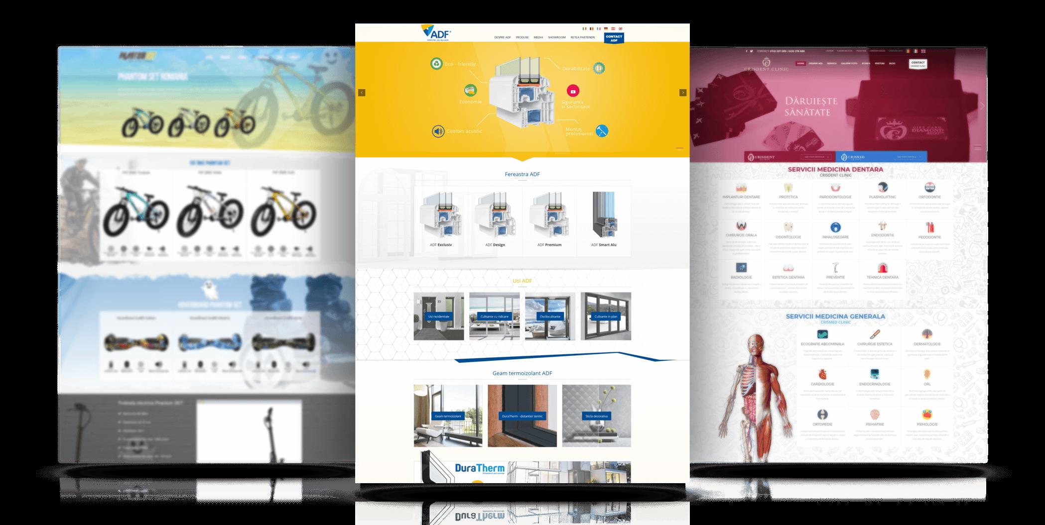 Obiectivele site-urilor de prezentare